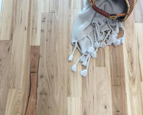 New timber floor installation in Sydney